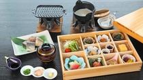 【朝食】朝の海鮮ご膳