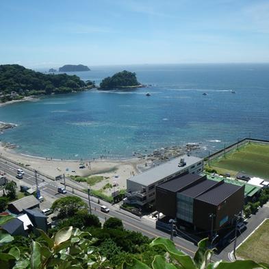 【素泊まり】家族旅行・グループ旅行に♪海&緑溢れる大自然へ!オプションでBBQも♪