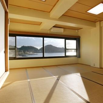 【本館】海が見える和室 大部屋(18畳)