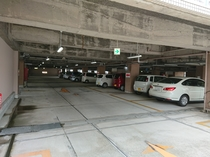 5F駐車場2