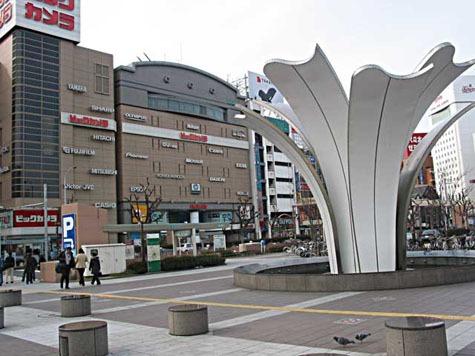 名古屋駅西口集合場所