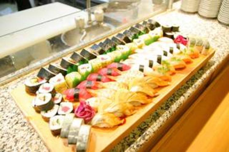 寿司(一例)