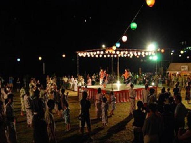 昼神温泉夏祭り
