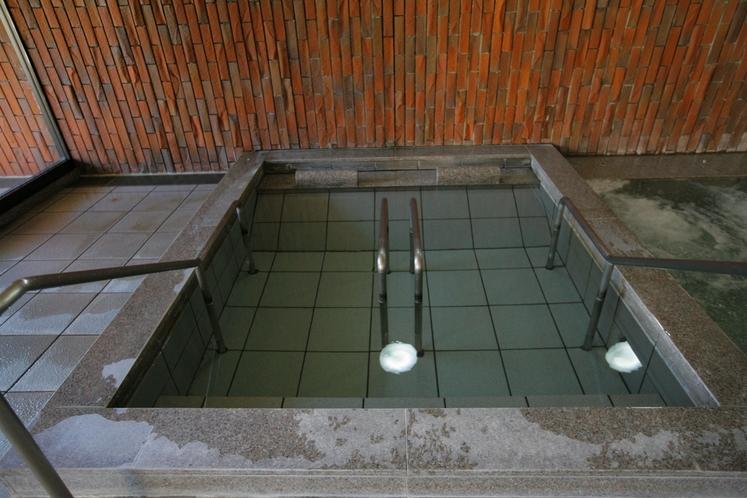 男性用大浴場(寝湯)