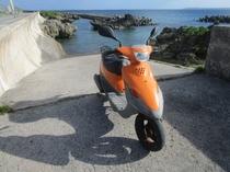 50ccスクーター