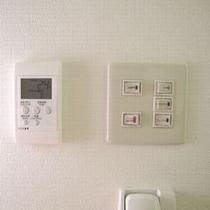 【エアコンパネル・客室照明】
