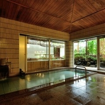 錦の湯/大浴場