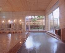大浴場「錦の湯」