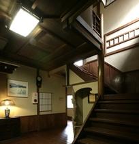 木造・廊下
