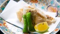 ■夕食イメージ■ふぐの天ぷら
