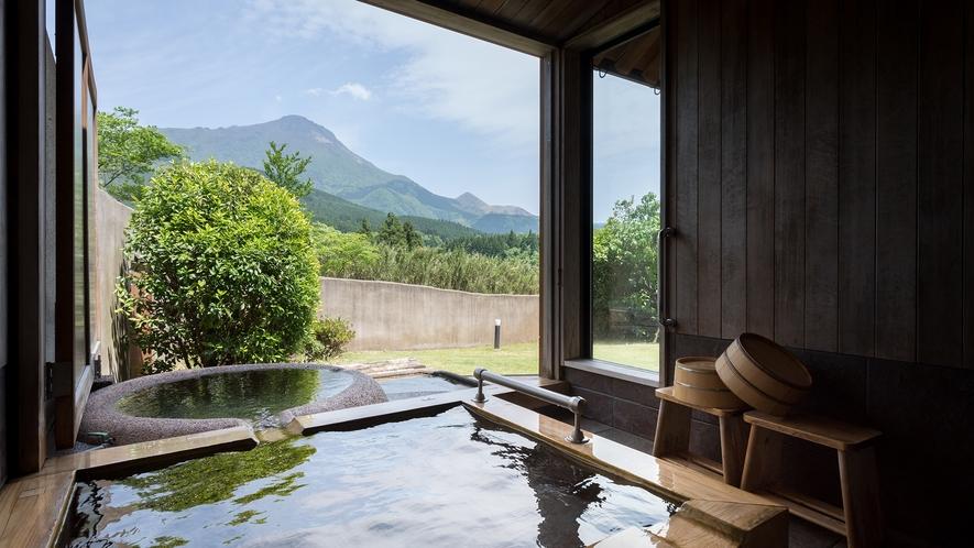 ■石竹■半露天風呂
