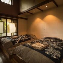 ■真朱■寝室