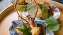 ■夕食イメージ■地元食材を吟味した和懐石