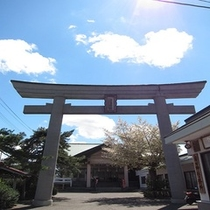 青森市 廣田神社