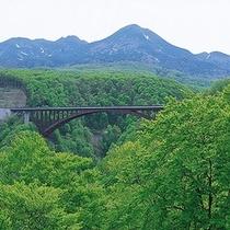 青森市 城ヶ倉大橋