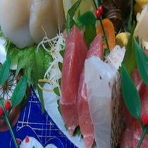 2015夏活締め鯛と鮪お造り