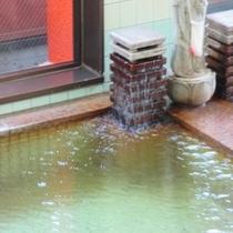 かけ流し温泉