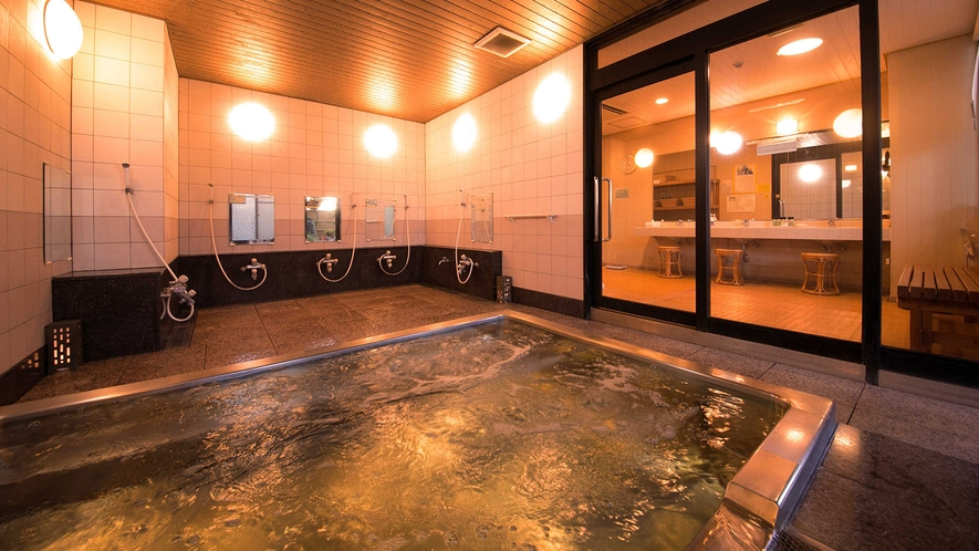 ■殿方用大浴場■