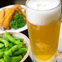 絶品の『手羽先』にキンキンに冷えた生ビール!黄金コンビで今日も一日お疲れさま♪