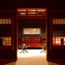 ■シガールーム(喫煙所)