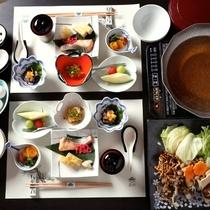 ■朝食(朝鍋膳)※イメージ