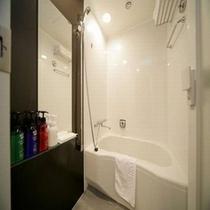当館自慢の独立型お風呂