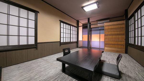 【New】和室8畳+板の間4畳・角部屋
