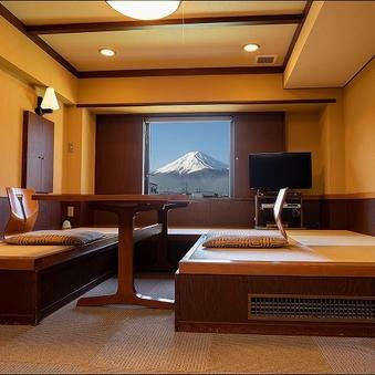 富士眺望露天風呂付客室スタンダードルーム【禁煙】