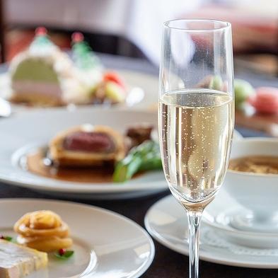 【フランス料理ディナー(基本コース)】富士の麓でパケシェフの本格フランス料理を堪能