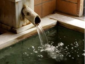 露天付客室スタンダード 風呂