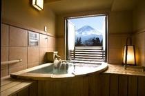 富士山側露天風呂付客室スタンダードルーム