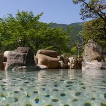 無色透明アルカリ単純温泉 下呂の湯