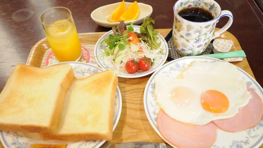 ◆朝食(洋食)