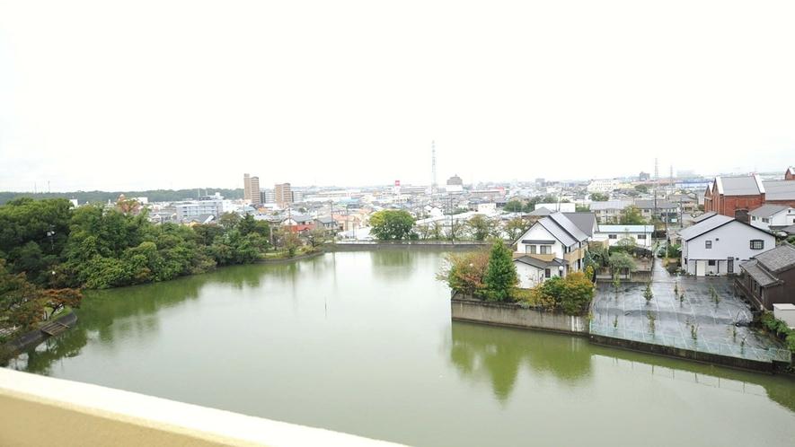 ◆お部屋からの風景