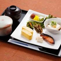 朝食一例【和定食】