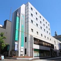 ホテル 外観(西側)