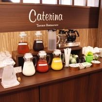 カテリーナ 朝食メニュー