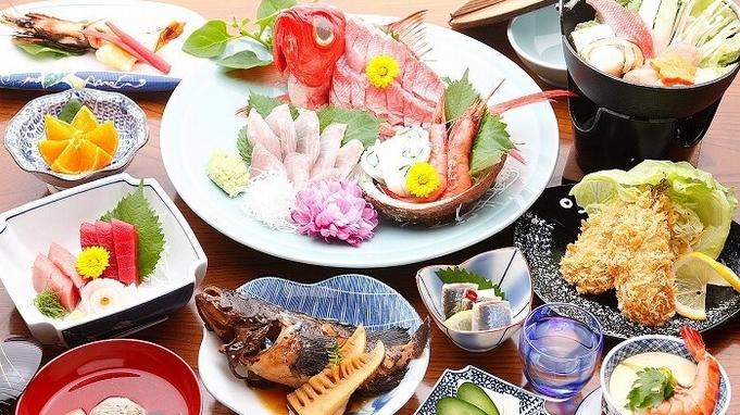 【海から直送】『地魚磯料理』を食べつくす季節の『イチオシ料理』コース♪