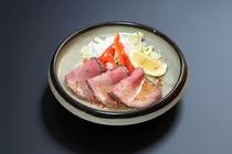 地魚お刺身とお肉のプラン