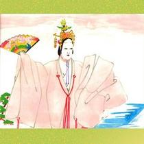 【終】そして天女の舞った舞は東遊びの駿河舞として今に伝えられています