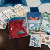 *【売店/お土産】富士山や三保松原をモチーフにした雑貨を取り揃えています