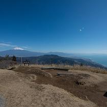 *【絶景富士】浜石岳