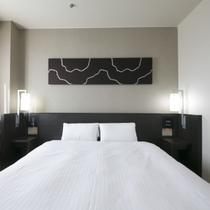 クィーンエコノミー◇幅160cmのゆったりとしたベッドで快適な眠りを