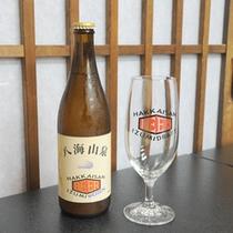 *【八海山・泉ビール】地元で作られている泉ビールも取り扱っております。フレッシュで飲みやすいと評判!