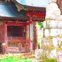 *【雲洞庵:赤門】戦国武将・上杉景勝や直江兼続も幼少期に学んだという、由緒正しい曹洞宗のお寺。