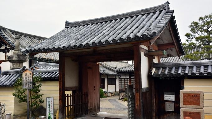 【十輪院で朝のお勤め】参加自由!奈良町の古寺で朝勤行と体験作務に挑戦<素泊まり>