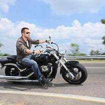 夏にはバイクや自電車ツーリングも楽しめます。