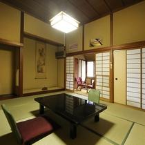 旧館レトロ和室(バス無し/トイレ無し)