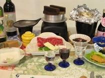 酒祭り料理一例