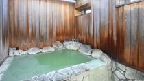 露天風呂 屋外にあります。冬季以外営業♪